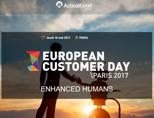 European Customer Day – 18 mai 2017 – Paris