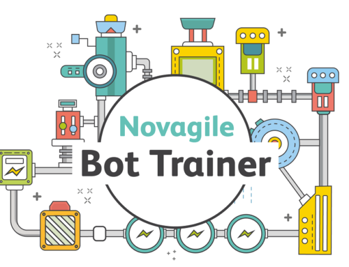 Novagile BotTrainer: NEW PROFESSIONAL ROLES EMERGE